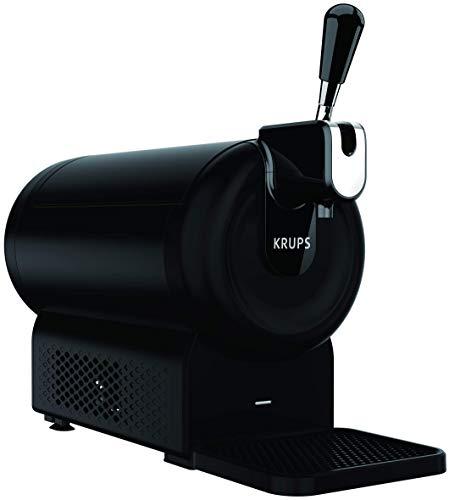 Krups THE SUB Compact Edition - Bierzapfanlage für Zuhause - in Schwarz