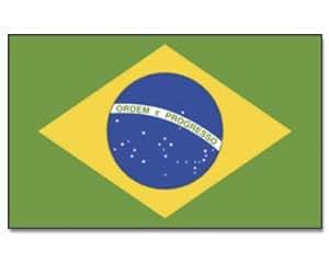 Yantec Flagge Brasilien 60 * 90 cm Fahne