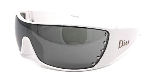 Christian dior occhiali da sole uomo donna cd stelle/n bianco qu8sf