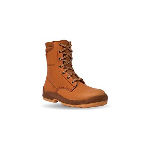 Jallatte - Chaussure de sécurité montante JALOSBERN SAS S3 SRC - Jallatte Marron