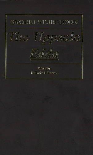 The Uppsala Edda: DG 11 4to por Snorri Sturluson