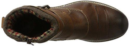 Bugatti Herren 321335312200 Klassische Stiefel Braun (Cognac)
