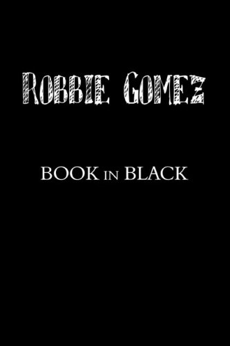 Book in Black Cover Image