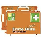 Söhngen Erste-Hilfe-Koffer Direkt Gastronomie orange