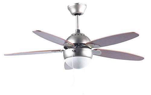 Ventilateur de plafond avec plafonnier 'VT-597' -...