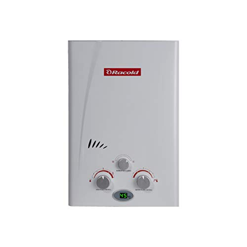 Racold LPG 5-Litre Gas Water Heater (White)