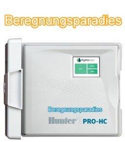 Hunter Beregnungscomputer, PRO-HC 601 iE Steuergerät mit Hydrawise 6 Stationen