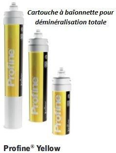 Profine Yellow entmineralisierende Kartusche, klein