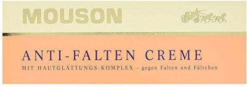 Mouson 5687 Anti-Falten Creme mit Hautglättungs-Komplex 75ml