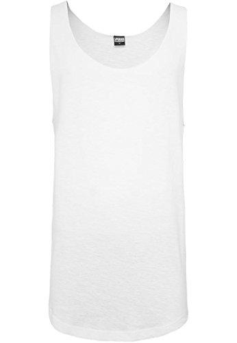 Preisvergleich Produktbild Urban Classics Long Shaped Open Edge Loose Tank T-Shirt Shirt