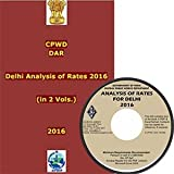 This new edition of Analysis of Rates for Civil Works, in context with the new Delhi Schedule of Rates (DSR) 2016, is in two large volumes. The analysis is applicable to all-India civil works projects and can be adopted by state PWDs. The accompanied...