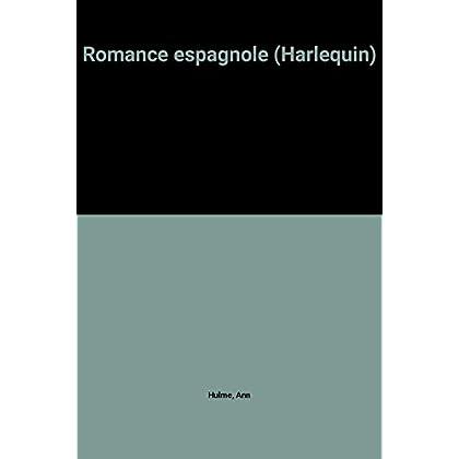 Romance espagnole (Harlequin)