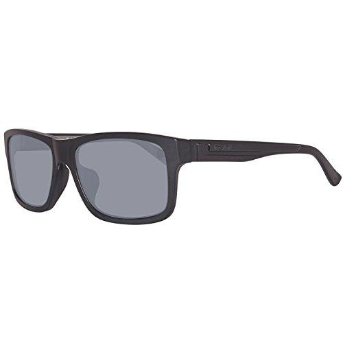 Timberland tb9096f-5902d, occhiali da sole uomo, nero (negro), 59