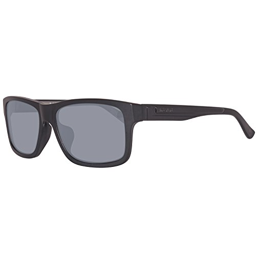 Timberland sonnenbrille tb9096-f 5902d, occhiali da sole uomo, nero (schwarz), 59