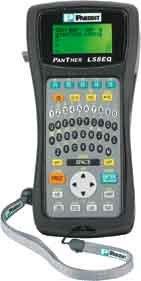 Panduit–Label Wärmeübertragung ls8eq-kit-ace mit Zubehör u. Koffer Labelmaker