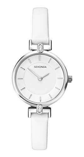 Sekonda Watches Orologio Analogico Quarzo Donna con Cinturino in Pelle 2646.27