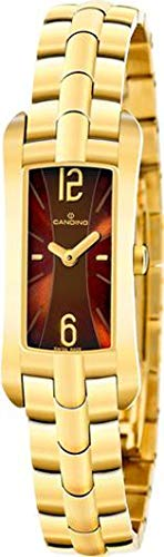 Candino Elegance Delight C4359/3 Orologio da polso uomo Molto elegante