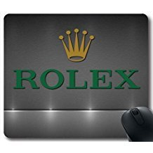 rolex-logo-k59s4h-gaming-mouse-pad-tappetino-per-mouse-mousepad-personalizzato