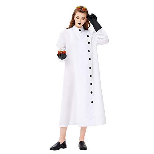 Tik Halloween Kostüm/Geburtstagsparty Cosplay Outfit - Kleider für Mädchen Wissenschaftler Kostüme Geburtstagsparty - Wissenschaftler Kostüm Mädchen