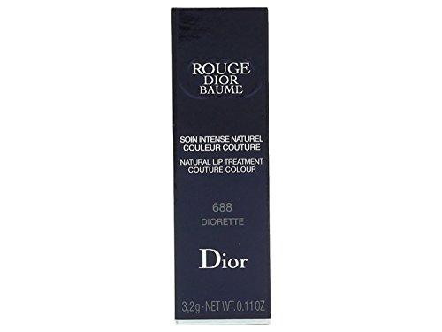 Dior Rossetto Rouge Baume, 688 Diorette