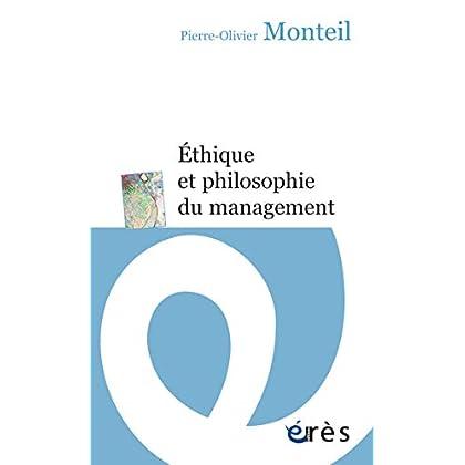 Ethique et philosophie du management (Espace éthique)
