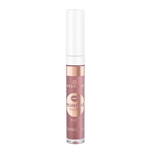 essence - Lipgloss - plumping nudes lipgloss - 04 that's big (Big Gloss Lip)