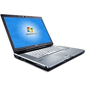 "Fujitsu Siemens - Lifebook E8310 - Ordinateur portable 15"" - Intel Core 2 Duo T8100 2,10Ghz - 80 Go - 2048 Mo - DVDRW - Windows® Vista Professionnel"