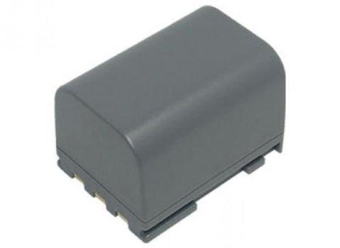 PowerSmart® 7,40V 1500mAh Ersatz für Canon FV500, HG10, HV20, HV30, iVIS DC300, iVIS HG10, iVIS HV30, IXY DV3, IXY DV5, IXY DVM3, LEGRIA HV40, VIXIA HG10, VIXIA HV30, VIXIA HV40, CANON DC, ELURA, FVM, MD, MV, MVX, Optura, ZR Serien, passt zu Akkutyp BP-2L12, BP-2L13, BP-2L14, BP-2L5, E160814, NB-2L, NB-2LH -