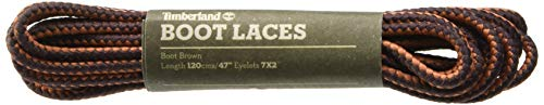 Timberland Boot Lace 47-inch, Lacci per Scarpe Unisex-Adulto, Marrone (Coffee Bean), Taglia Unica