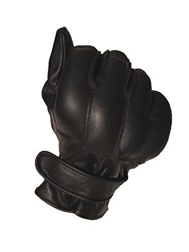 Lederhandschuhe mit Quarzsandfüllung Defender Einsatzhandschuhe (XXL) - 2