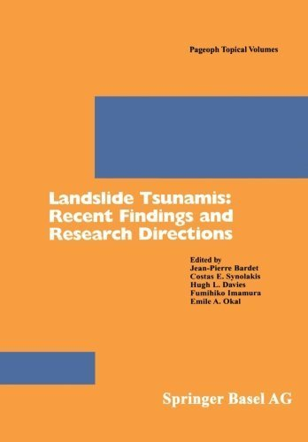 Landslide Tsunamis: Recent Findings and Research Directions (Pageoph Topical Volumes) (2004-03-31)