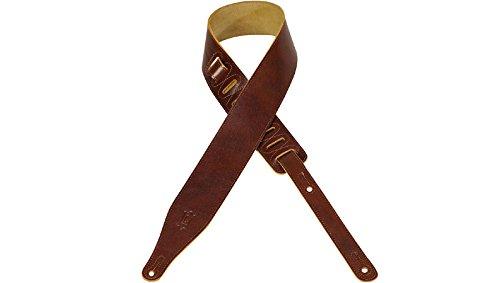 levys-leathers-m17mc-brg-tracolla-per-chitarra-in-pelle-monte-carlo-con-retro-di-pelle-scamosciata-l