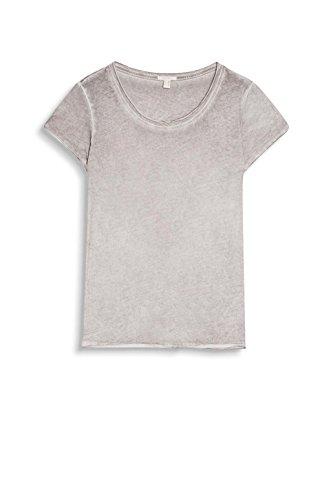 Esprit 047ee1k023, T-Shirt Femme Beige (Light Taupe 2)
