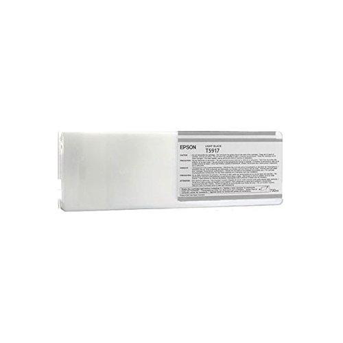 Epson T5917 Cartouche d'encre d'origine 1 x noir clair