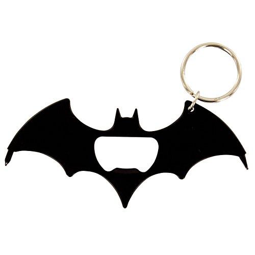 DC Comics Batman - Llavero Multiherramienta de Bolsillo para biberones, para Exteriores, Camping, Supervivencia y… 3