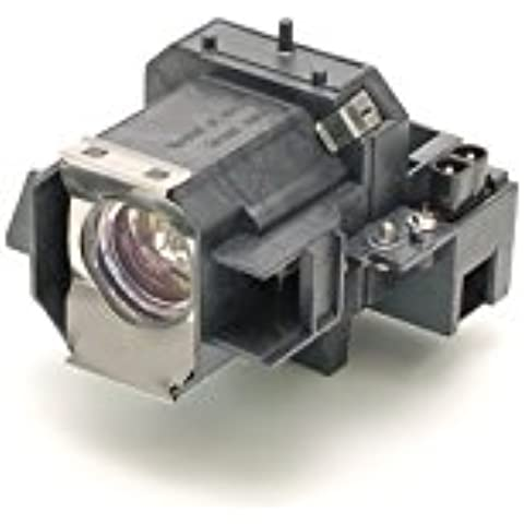 Alda PQ Premium, Lámpara de proyector para EPSON PowerLite Pro Cinema 1080 UB Proyectores, lámpara con viviendas
