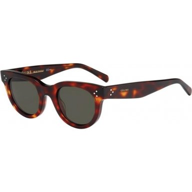 b35ac09bcb7 Celine 41053 S 05D Havana Baby Audrey Cats Eyes Sunglasses Lens Category 3  Size - Buy Online in Oman.