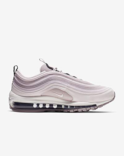 Nike Damen W AIR MAX 97 Leichtathletikschuhe, Mehrfarbig Pale Pink/Violet Ash/Black 000, 41 EU
