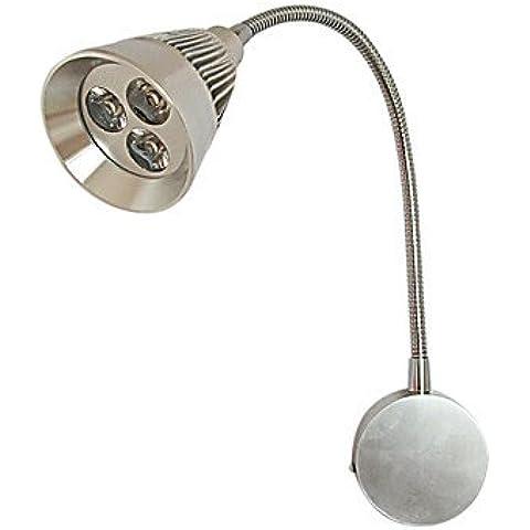 LQK- 3w a led luminosi da parete / spotlight /