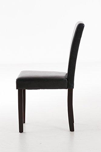 Sedie Da Salotto.Clp Set 2x Sedie Pranzo Ina Sedie Soggiorno Vintage Imbottite E