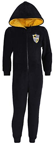 Pijama de una Pieza Hufflepuff Harry Potter 13-14 Años 164 cm