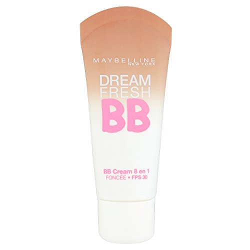 Gemey-Maybelline - Dream Fresh BB Cream - Crema BB - Dark 8 en 1
