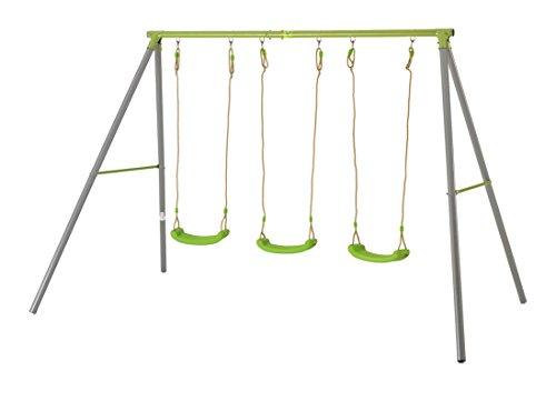 Triple Swing avec 3sièges (métal)