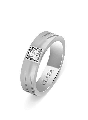 Clara Silver Ring For Men -Silver