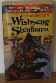 The Wishsong of Shannara (Orbit hardback)