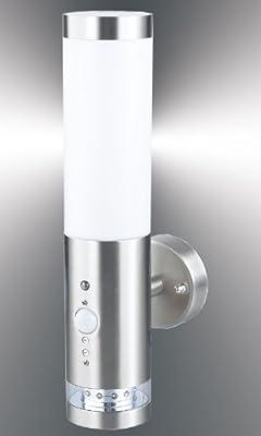 Sensor Wandleuchte, Aussenwandleuchte, Senspole3 10158 von Kiom auf Lampenhans.de