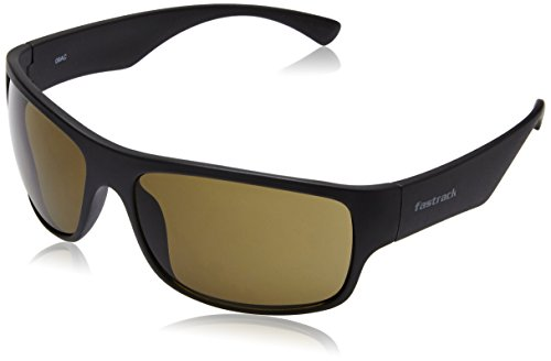 Fastrack UV Protection Wayfarer Unisex Sunglasses (P192BR2|Brown)