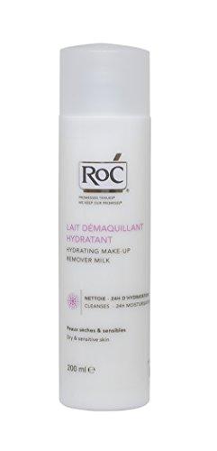 RoC Lait Démaquillant Hydratant 200 ml