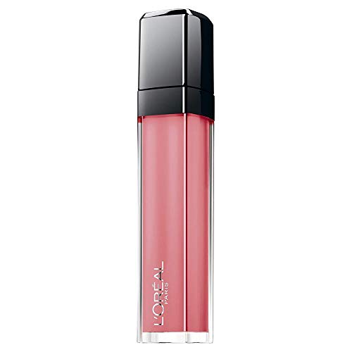 L'Oréal Paris Lippen Make-up Infaillible Le Gloss Cream, 102 scream and shout / Lipgloss für volle und gepflegte Lippen - bis zu 5h, 1er Pack -