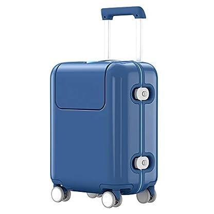 FREEUP-Leichtgewicht-Kinderkoffer-4-Rollen-Kindergepck-17inch-Kinder-Reisegepck-26-L-Kindertrolley-338x47x227-cm-PC-Handgepck-29kg